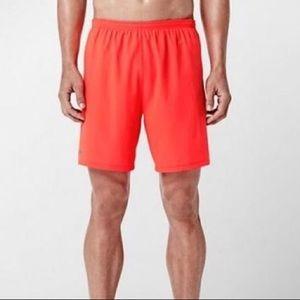 Men's Nike 7 phenomena 2 in 1 running shorts M